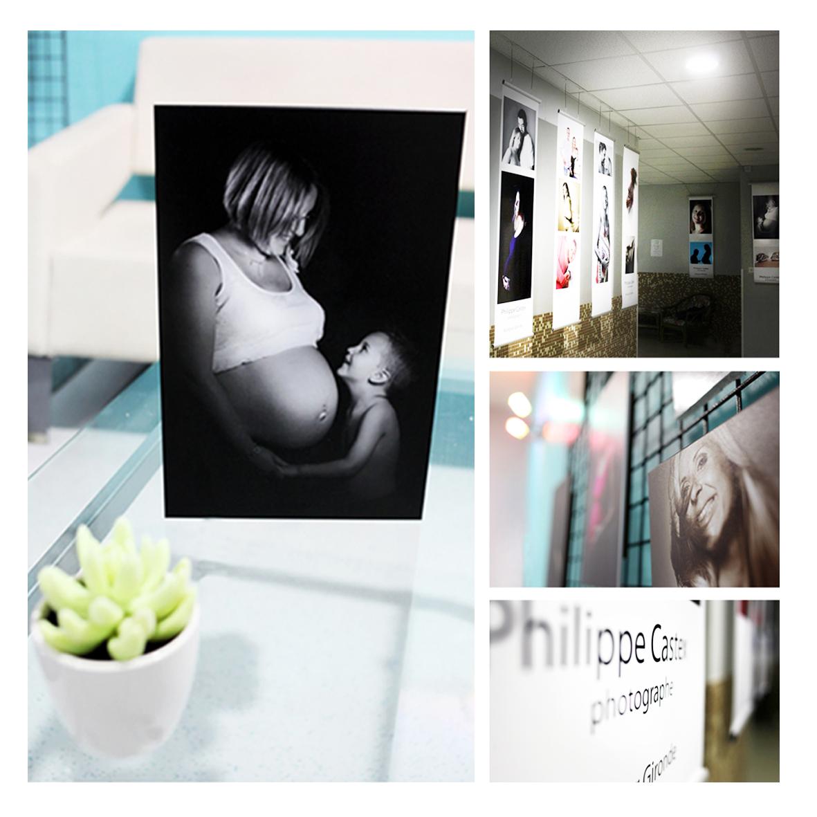 Portrait, maternité, grossesse, photos de bébés, gironde